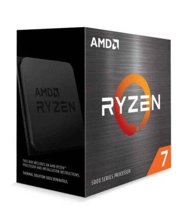 AMD Ryzen 7 5800X 8 cores 3.8GHz (4.7GHz) Box
