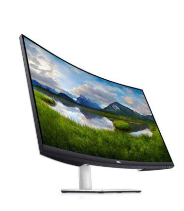 DELL 31.5 S3221QS 4K FreeSync zakrivljeni monitor