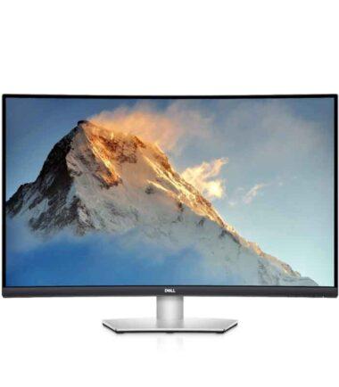 "DELL 31.5"" S3221QS 4K FreeSync zakrivljeni monitor"