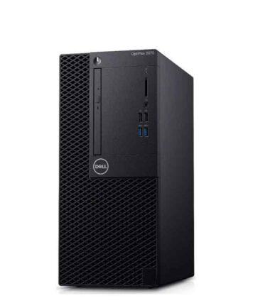 DELL OptiPlex 3070 MT i3-9100 8GB 1TB DVDRW Win10Pro 3yr NBD