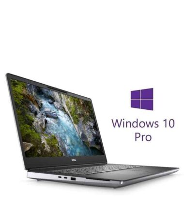 DELL Precision M7750 17.3 FHD 500nits i7-10875H 16GB 512GB SSD Quadro RTX 4000 8GB