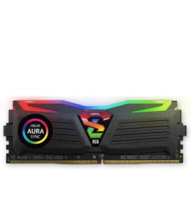 GEIL DIMM DDR4 32GB (2x16GB kit) 3000MHz Super Luce RGB