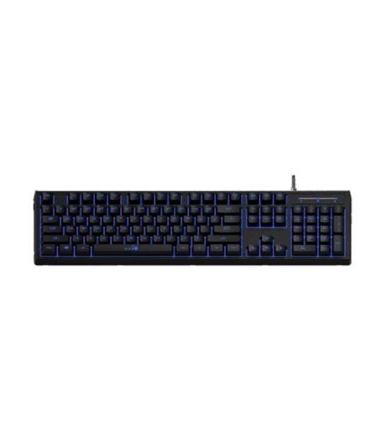 GENIUS K6 Scorpion Gaming USB US crna tastatura