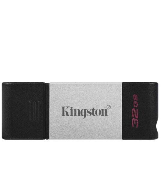 KINGSTON 32GB DataTraveler 80 USB-C 3.2 flash DT80/32GB