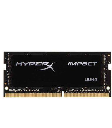 KINGSTON SODIMM DDR4 16GB 2666MHz HX426S16IB2/16 HyperX Impact memorija za laptop