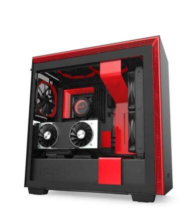 NZXT H710i SMART kućište crno-crveni