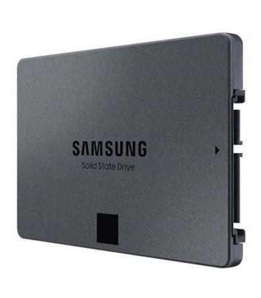 """SAMSUNG 1TB 2.5"""" SATA III MZ-77Q1T0BW 870 QVO Series SSD"""