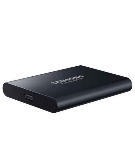 SAMSUNG Portable T5 1TB crni eksterni SSD MU-PA1T0B