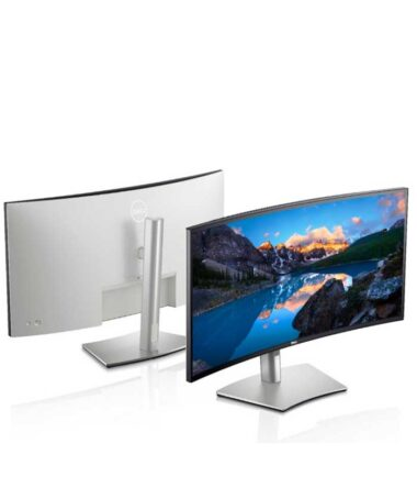UltraSharp zakrivljeni IPS monitor