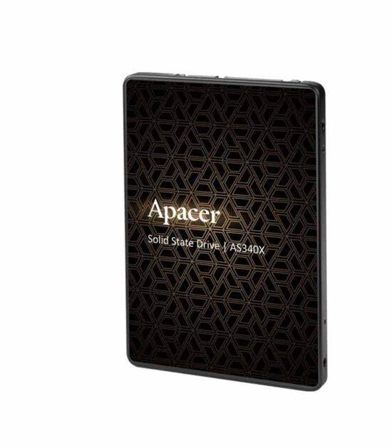 APACER 480GB 2.5 SATA III AS340X SSD