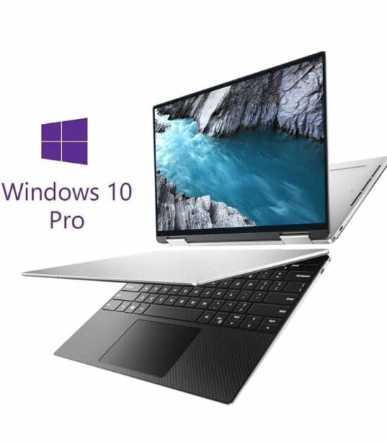 DELL XPS 9310 13.4 2-u-1 UHD+ Touch i7-1165G7 16GB 512GB SSD Intel Iris Xe