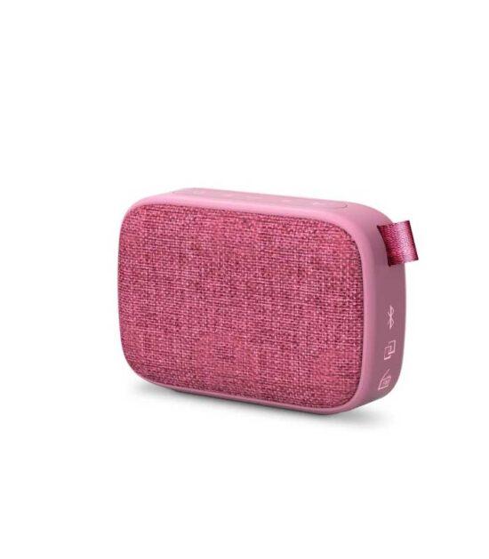 ENERGY SISTEM Energy Fabric Box 1+ roze portable BT zvučnik