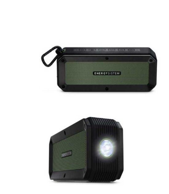 ENERGY SISTEM Energy Outdoor Box Adventure BT zeleni zvučnik
