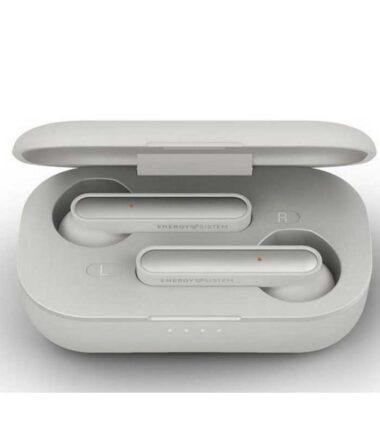 ENERGY SISTEM Style 3 True Wireless bele bubice sa mikrofonom