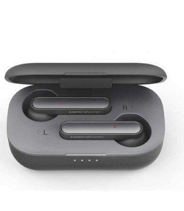ENERGY SISTEM Style 3 True Wireless crne bubice sa mikrofonom
