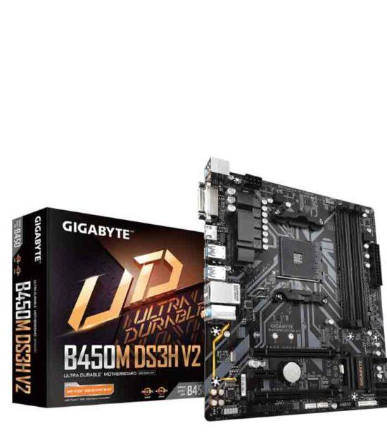 GIGABYTE B450M DS3H V2 rev.1.0