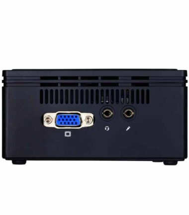 GIGABYTE GB-BLCE-4000C BRIX Mini PC Intel Dual Core N4000 1.1GHz (2.6 GHz)
