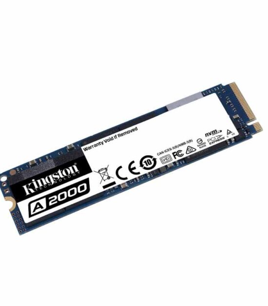 KINGSTON 1000GB M.2 NVMe SA2000M8/1000G SSD A2000 series
