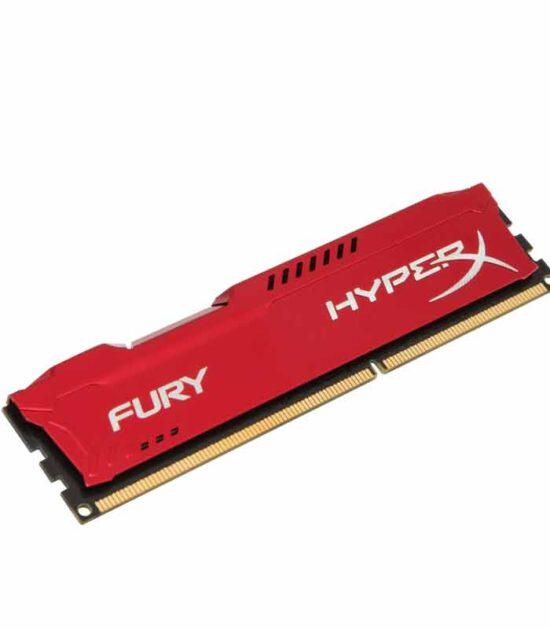 KINGSTON DIMM DDR3 8GB 1866MHz HX318C10FR/8 HyperX Fury Red