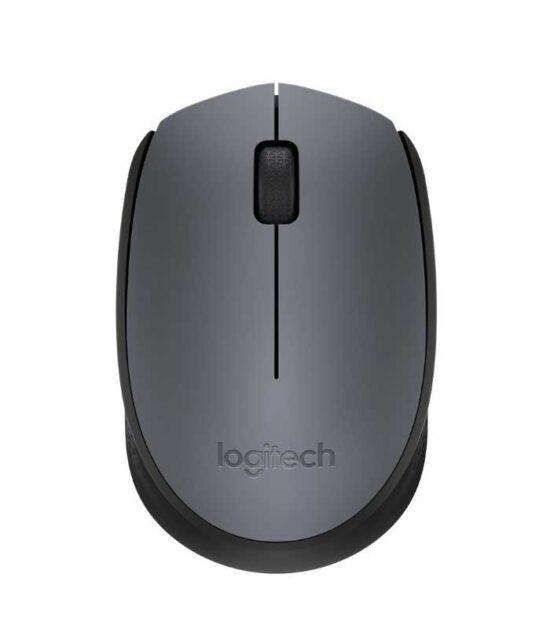 LOGITECH M170 Wireless sivi miš