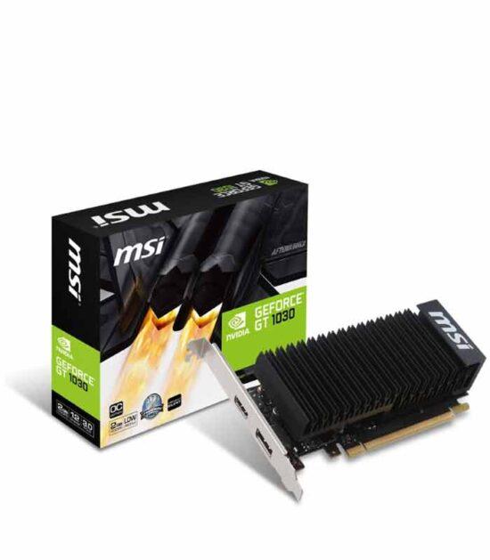 MSI nVidia GeForce GT 1030 2GB 64bit GT 1030 2GH LP OC