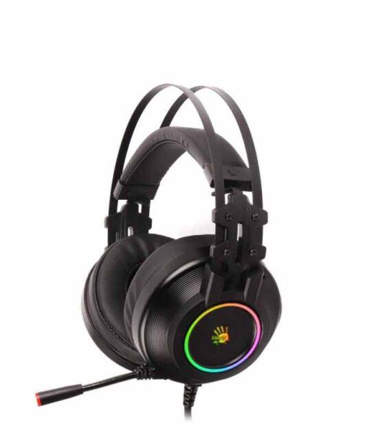 A4 TECH G528C Bloody Virtual 7.1 RGB Gaming crne slušalice