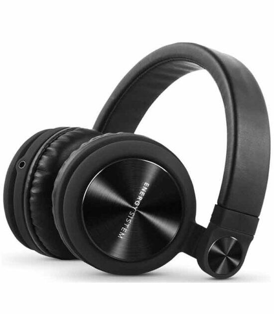 ENERGY SISTEM Energy DJ2 crne slušalice sa mikrofonom