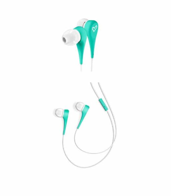 ENERGY SISTEM Energy Style 1+ svetlo plave bubice sa mikrofonom