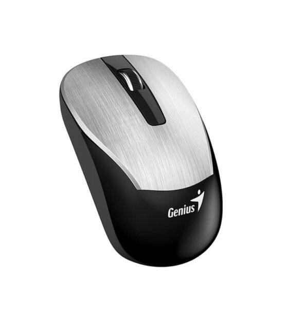 GENIUS ECO-8015 USB srebrni miš