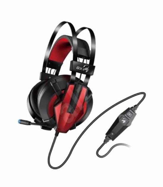 GENIUS HS-G710V crne slušalice sa mikrofonom
