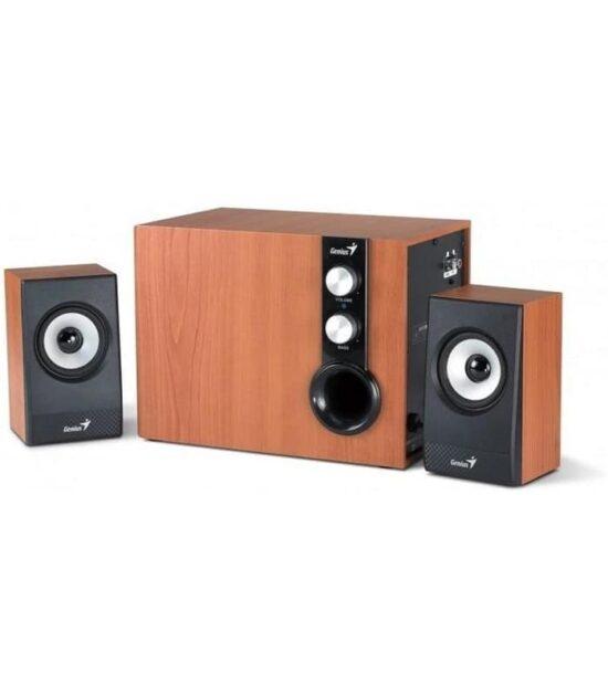 GENIUS SW-HF2.1 1205 v2 Classical wood zvučnici