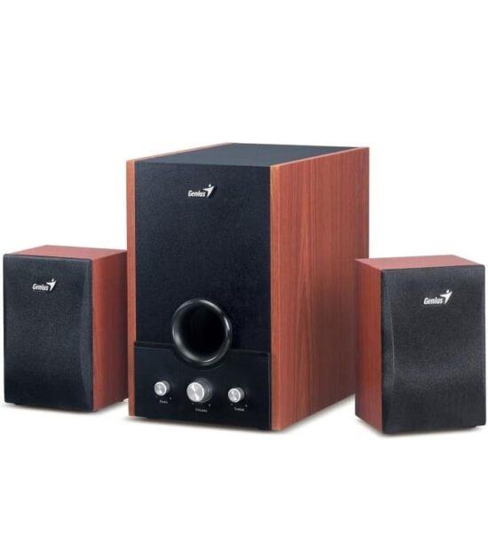 GENIUS SW-HF2.1 1700 v2 wood zvučnici