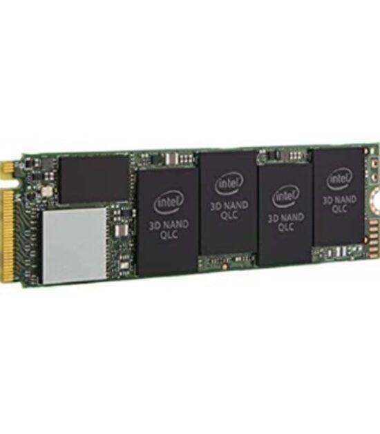 INTEL 512GB M.2 PCIe NVMe 3.0 x4 SSD 660p Series SSDPEKNW512G8X1