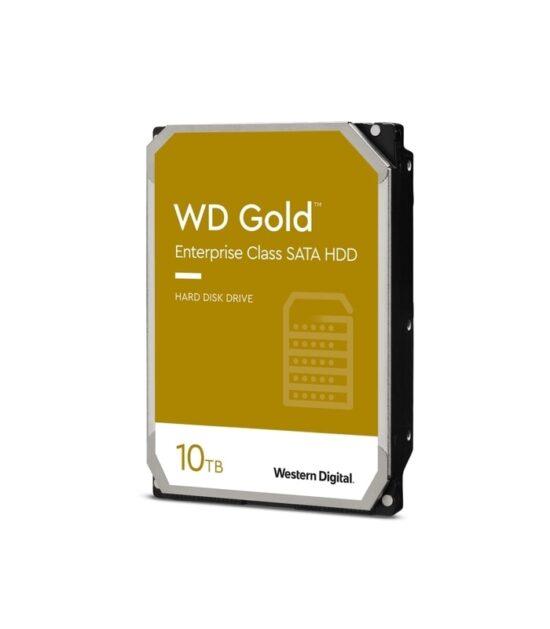 WD 10TB 3.5 SATA III 256MB 7.200 WD102KRYZ Gold