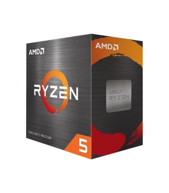AMD Ryzen 5 5600X 6 cores 3.7GHz (4.6GHz) Box