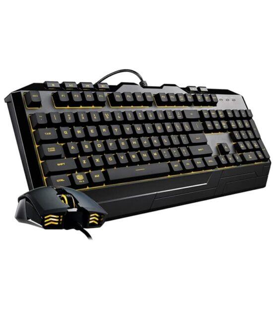 COOLER MASTER CM Devastator 3 Gaming US tastatura + CM USB miš