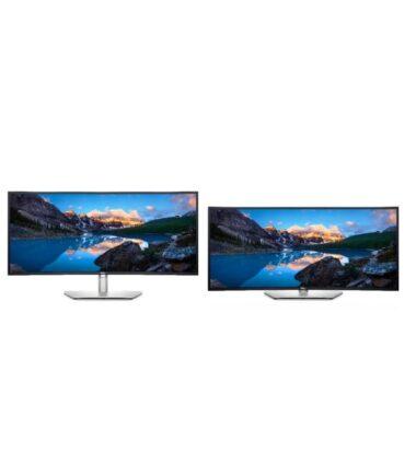 DELL 34 U3421WE WQHD USB-C UltraSharp zakrivljeni IPS monitor