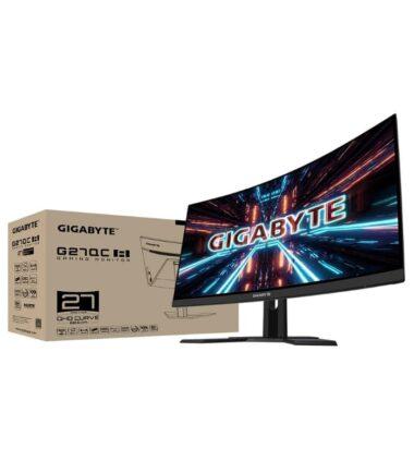 GIGABYTE 27 G27QC A-EK QHD Gaming Monitor
