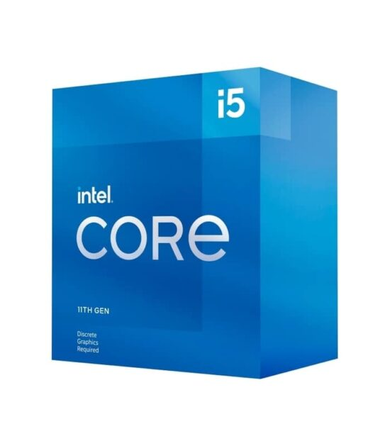 INTEL Core i5-11400F 6 cores 2.6GHz (4.4GHz) Box