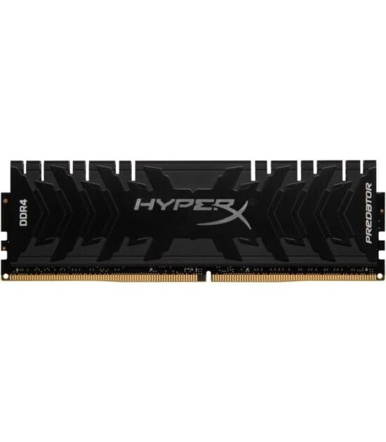 KINGSTON DIMM DDR4 8GB 3200MHz HX432C16PB3/8 HyperX XMP Predator