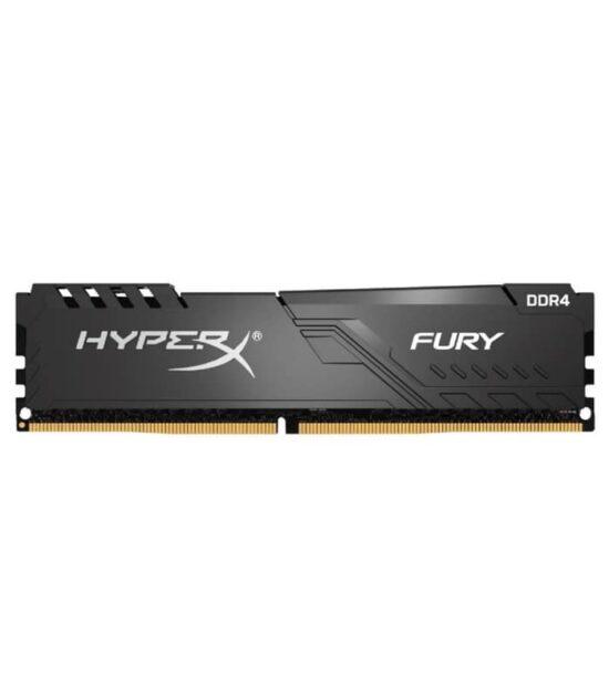 KINGSTON DIMM DDR4 8GB 3200MHz HX432C16FB3/8 HyperX Fury Black