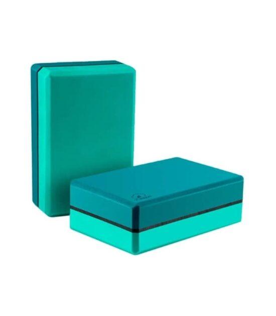 XIAOMI Yunmai Yoga block zelena
