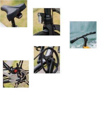 Yugo Tempo električni bicikl