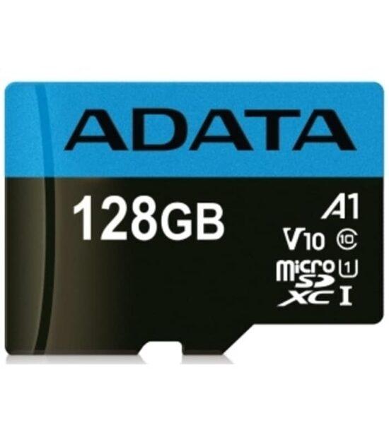 A-DATA UHS-I MicroSDXC 128GB class 10 + adapter