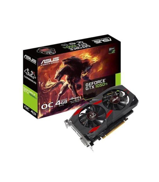 ASUS nVidia GeForce GTX 1050Ti 4GB 128bit CERBERUS-GTX1050TI-O4G