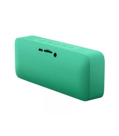 ENERGY SISTEM Music Box 2+ zeleni BT zvučnik