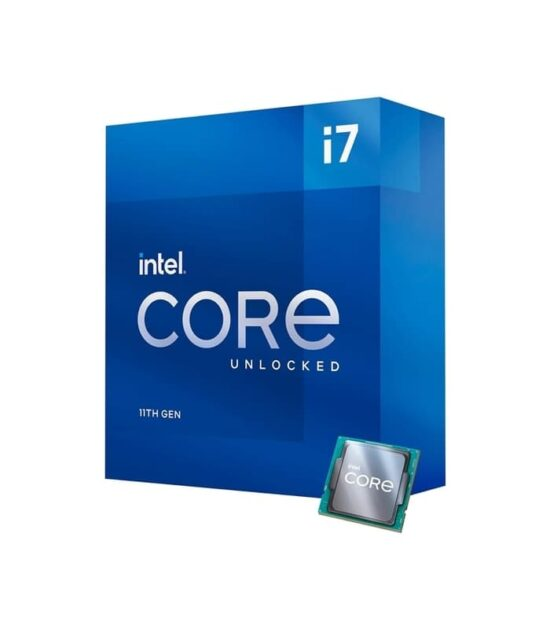 INTEL Core i7-11700KF 8-Core 3.60GHz (5.00GHz) Box