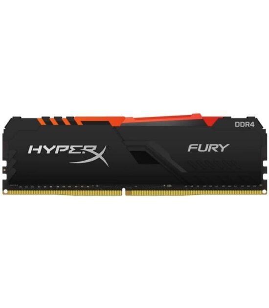 KINGSTON DIMM DDR4 16GB 3200MHz HX432C16FB4A/16 HyperX Fury RGB