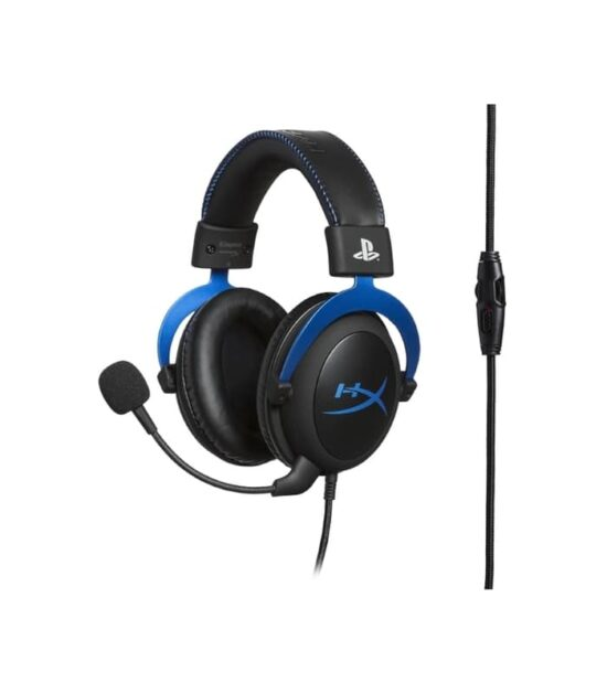 KINGSTON HX-HSCLS-BL/EM Cloud Gaming HyperX slušalice sa mikrofonom plave