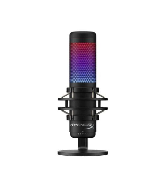 KINGSTON HyperX QuadCast Standalone mikrofon RGB HMIQ1S-XX-RG/G
